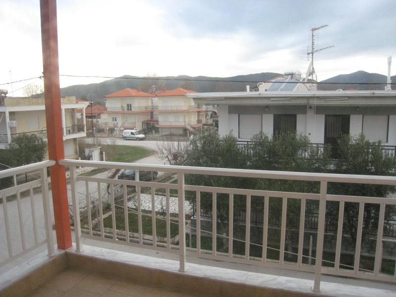 vila korali- pogled sa terase