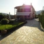 Vila-Christina-VIllage-Luxury - vila sa dvoristem