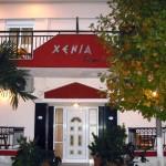 Vila Xenia Place ulaz u vilu